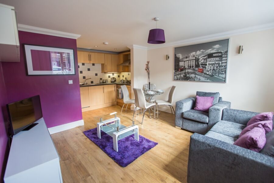 Lower Anchor Apartment - Chelmsford, United Kingdom