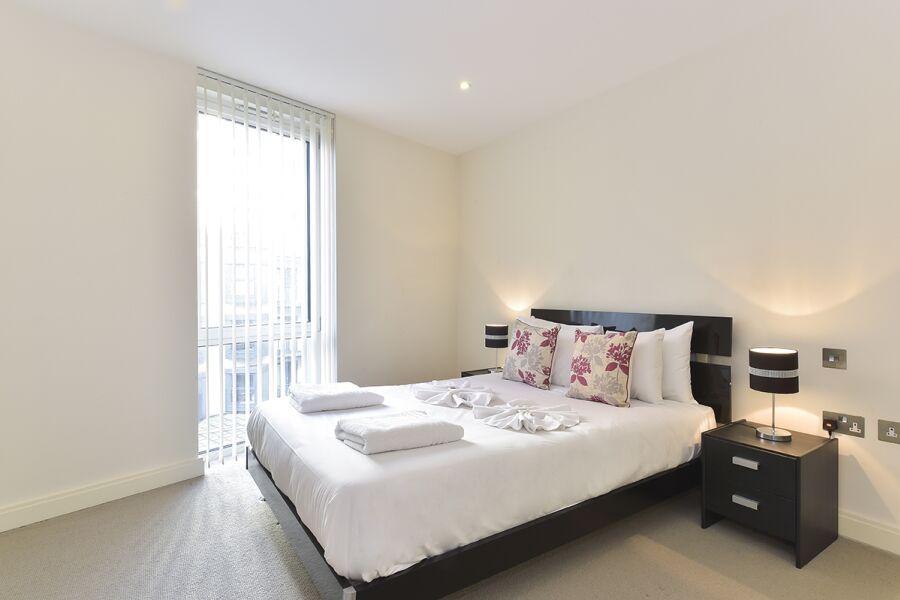 Barbican Apartments - Barbican, The City
