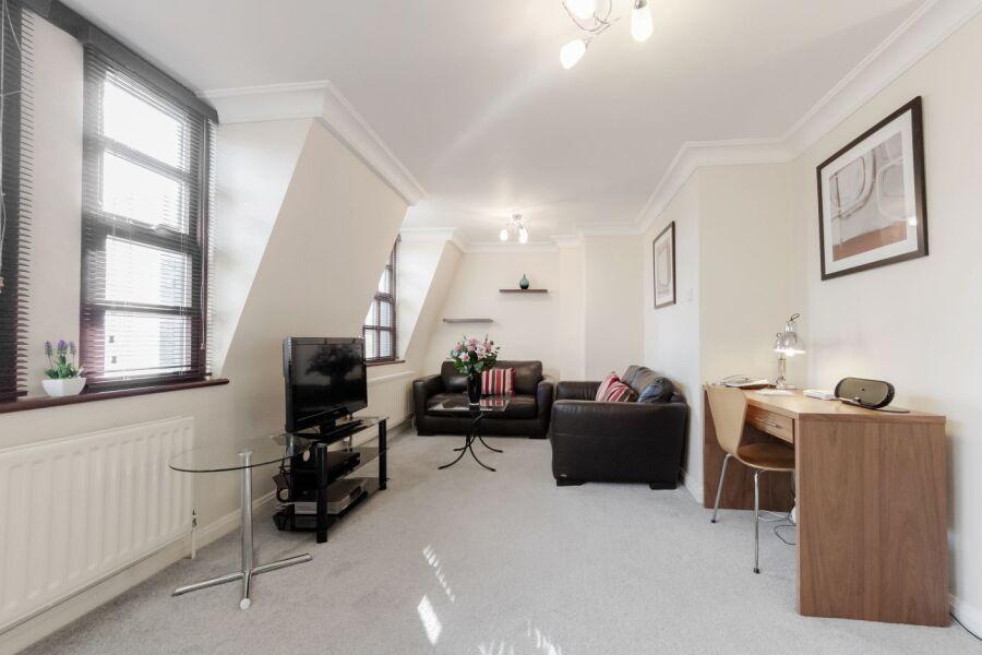 Howard House Apartments - Marylebone, Central London