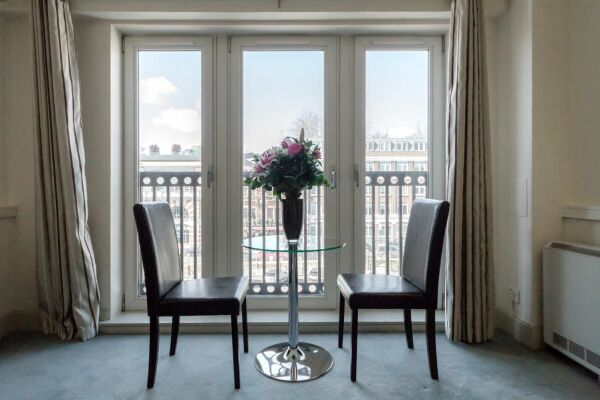 Dining Area, Cramer House Serviced Apartment, Marylebone, London