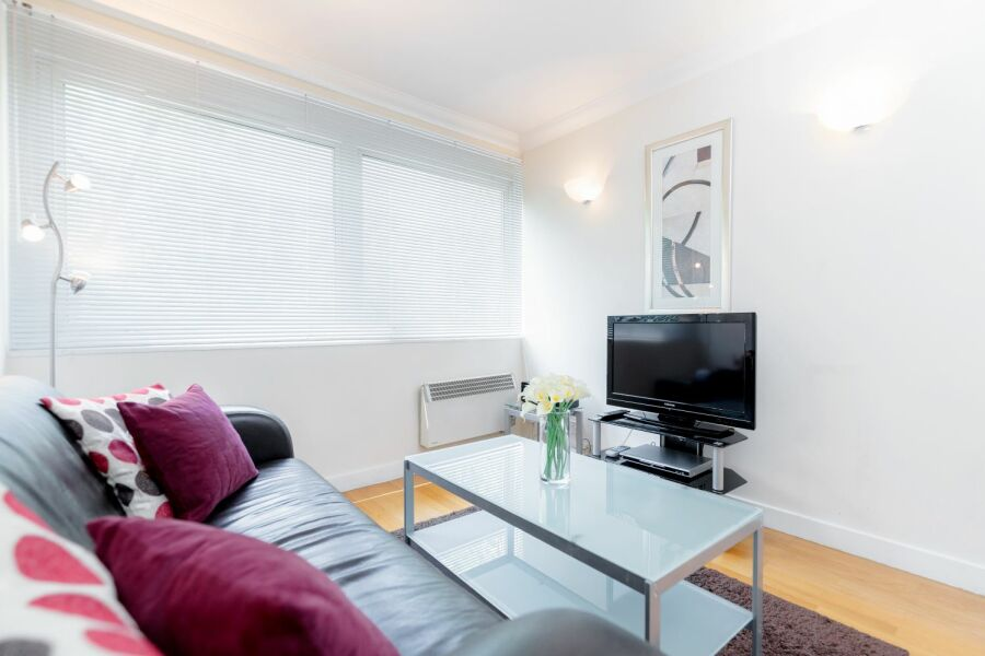 King Regents Place Apartment - Fitzrovia, Central London