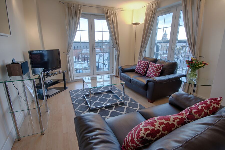 Central Walk Apartments - Epsom, United Kingdom