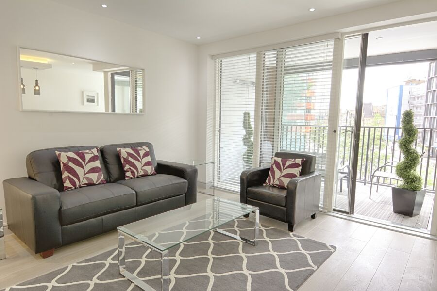 Roka Apartments - Canning Town, East London