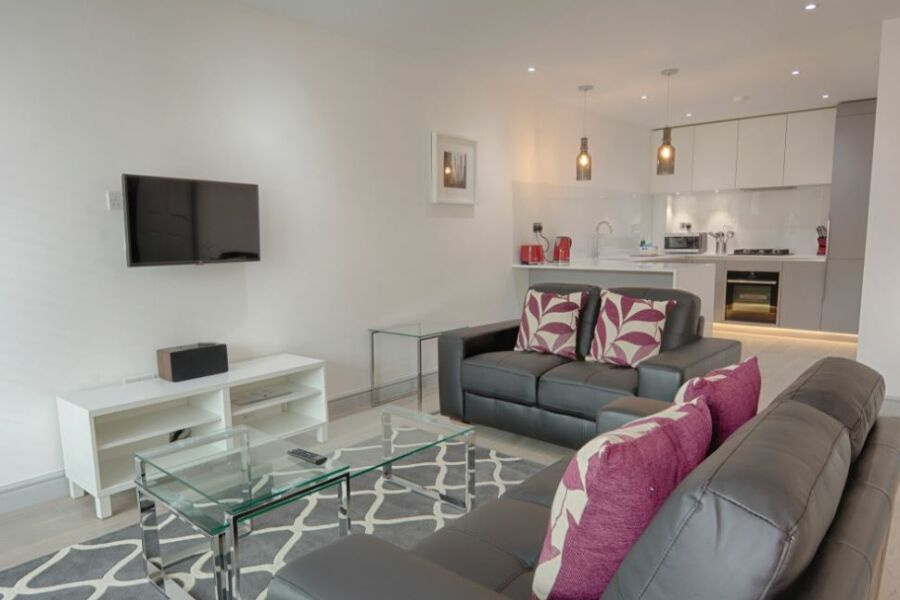La Roka Apartments - Canning Town, East London