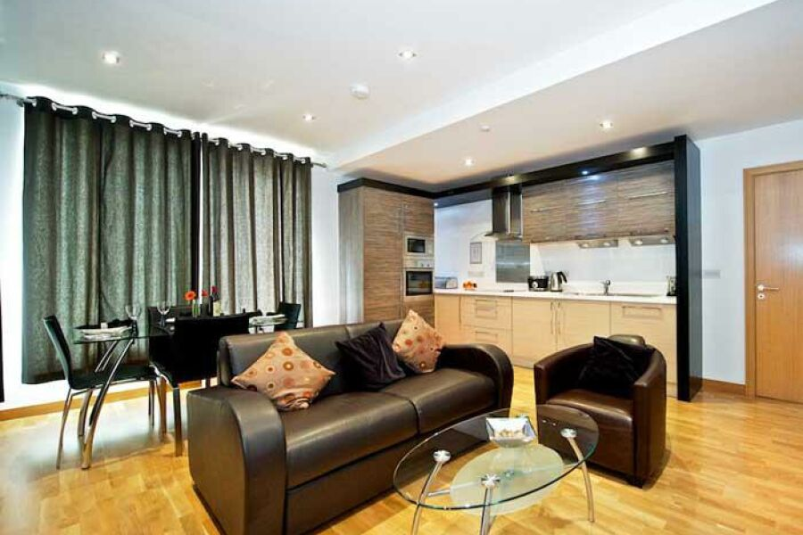 Springside Apartments - Edinburgh, United Kingdom