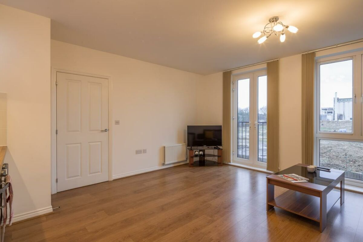Living Area, Otto House Serviced Accommodation, Welwyn Garden City