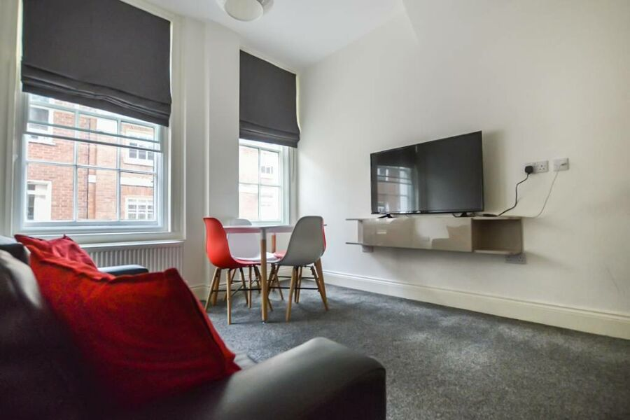 31 Friar Lane Chambers Accommodation - Leicester, United Kingdom