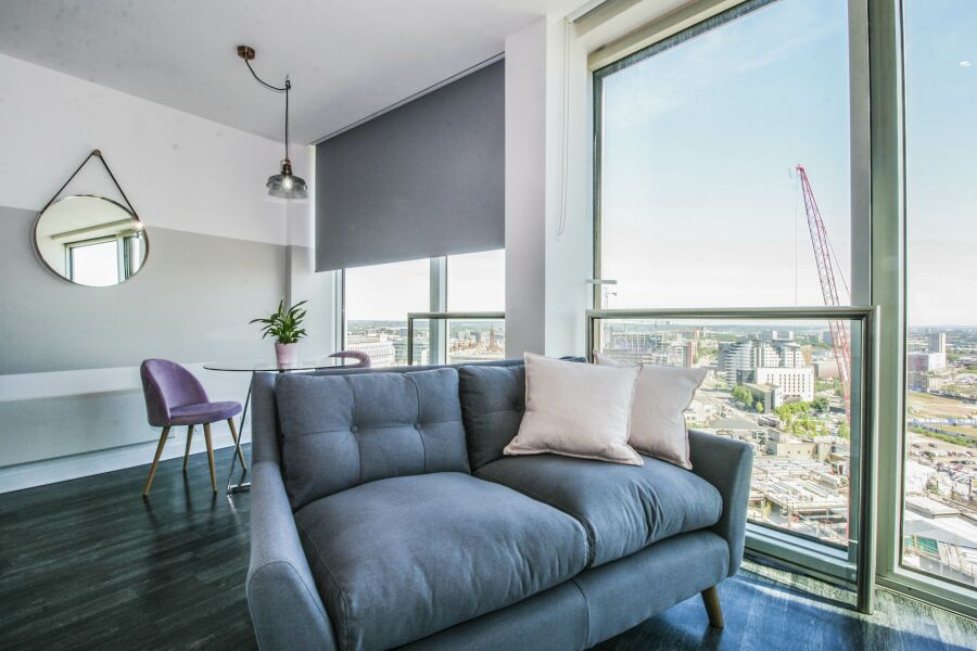 Rotunda Apartment - Birmingham, United Kingdom