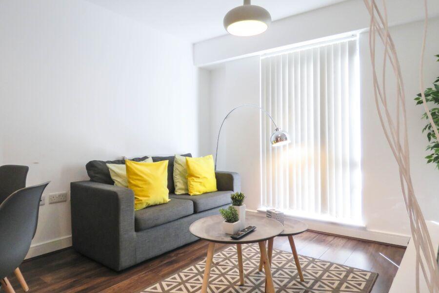 Fabrick Square Apartments - Birmingham, United Kingdom