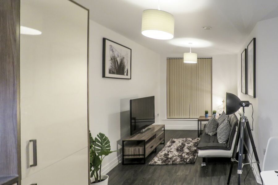 Warstone Lane Apartment - Birmingham, United Kingdom