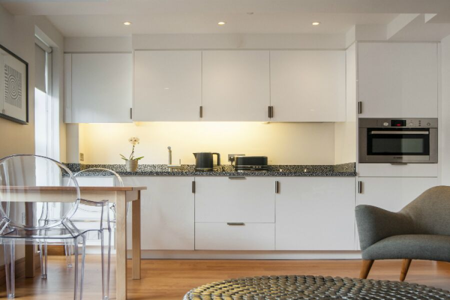 Aldgate Apartments (N) - Aldgate, The City