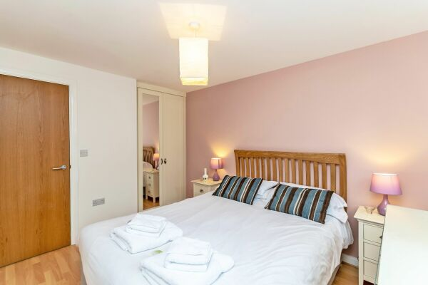 The Racecourse 109 Apartment - Chester, United Kingdom