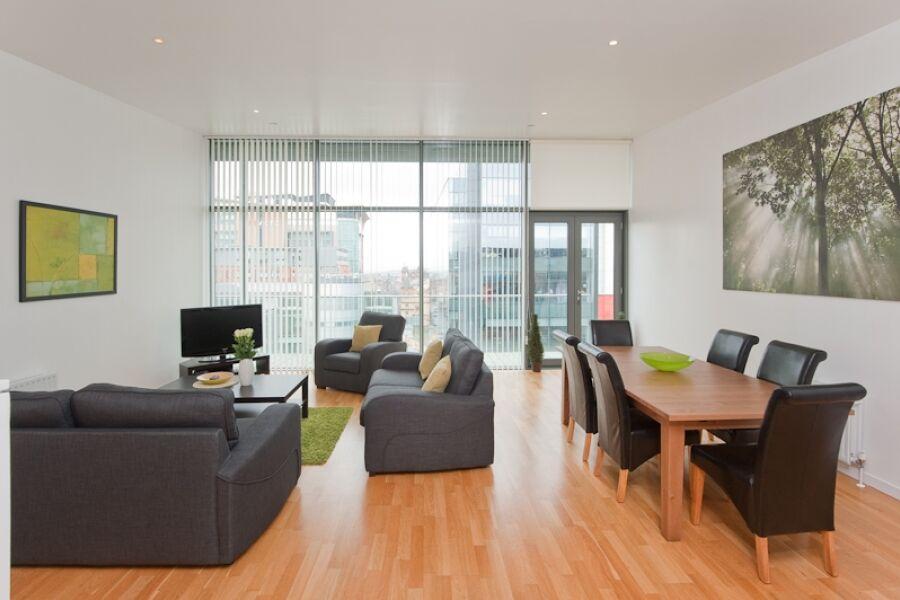 Matrix Apartment - Glasgow, United Kingdom