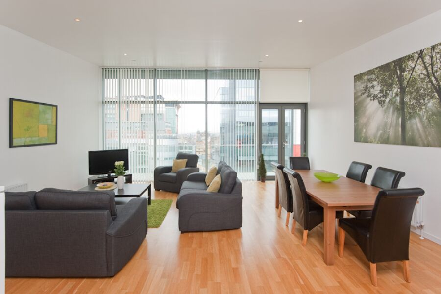 Matrix Apartments - Glasgow, United Kingdom