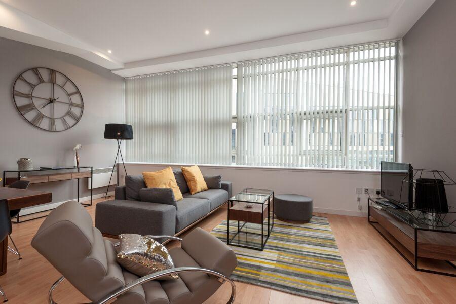 Albion Street Apartment - Glasgow, United Kingdom