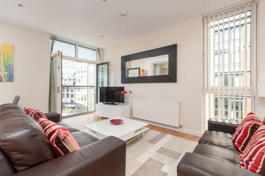 Atlantic Quay Apartment - Glasgow, United Kingdom