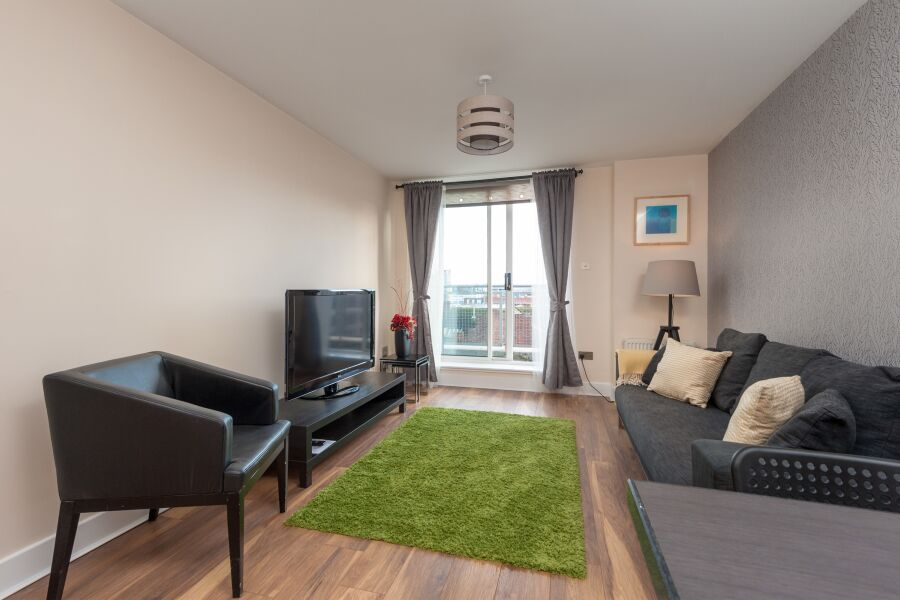 Buchanan Street Apartment - Glasgow, United Kingdom