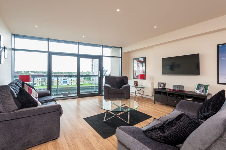Lancefield Quay Apartment - Glasgow, United Kingdom