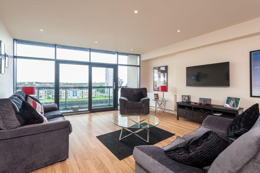 Lancefield Quay Apartment - Glasgow, United Kingdom