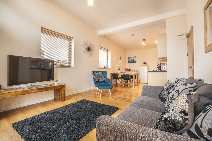 Smythen Street Apartment - Exeter, United Kingdom