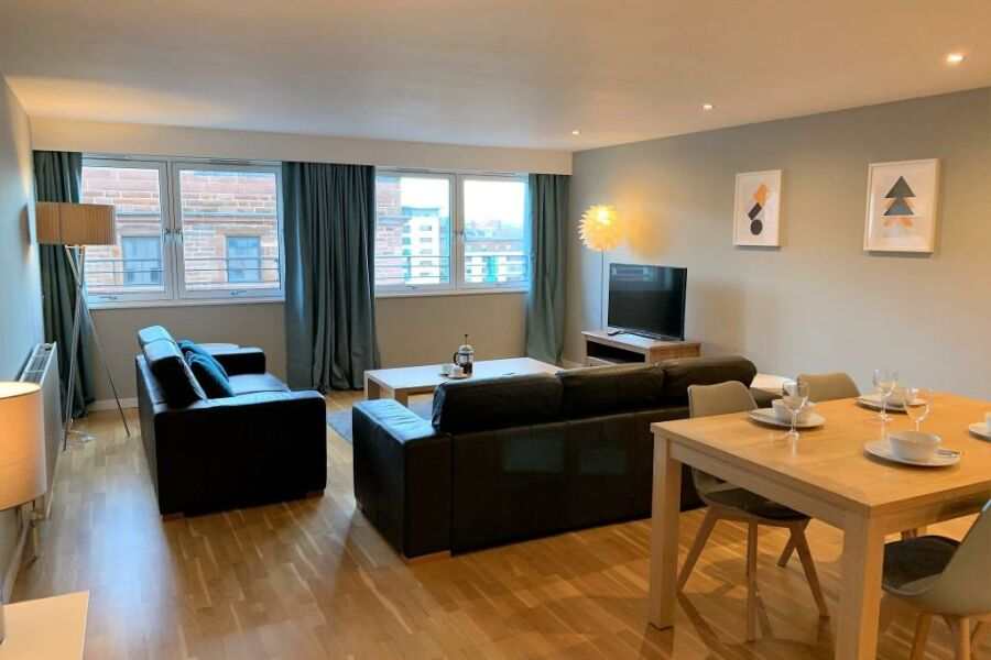 Tolbooth Watson Apartment - Glasgow, United Kingdom