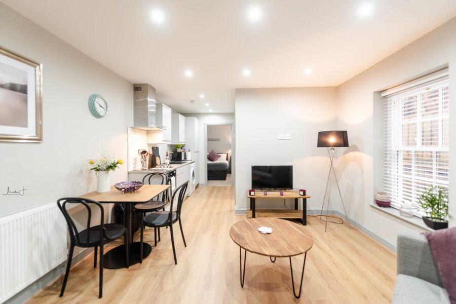 York Street Apartments - Liverpool, United Kingdom