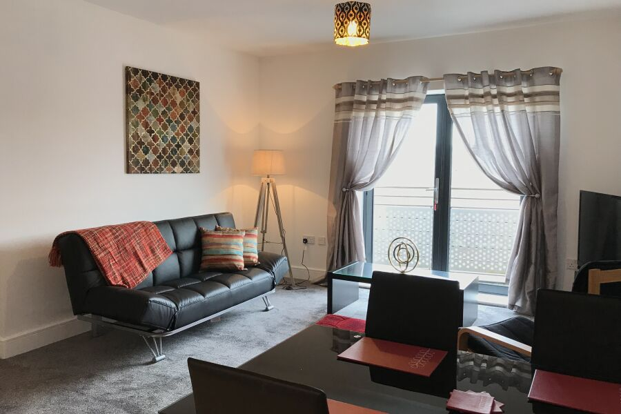 Centro West Apartments - Derby, United Kingdom