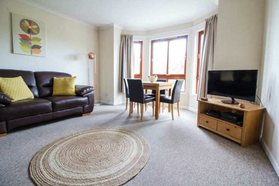 Castle View Apartment - Edinburgh, United Kingdom