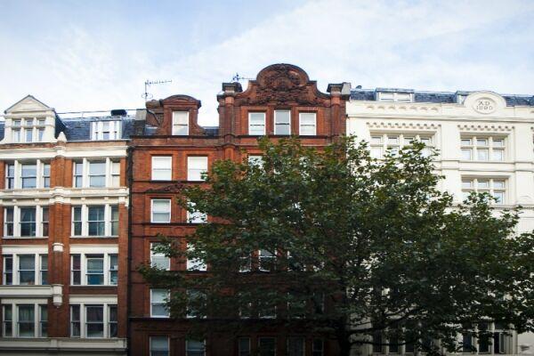 Garrick Mansions Serviced Apartment Building, Covent Garden, London