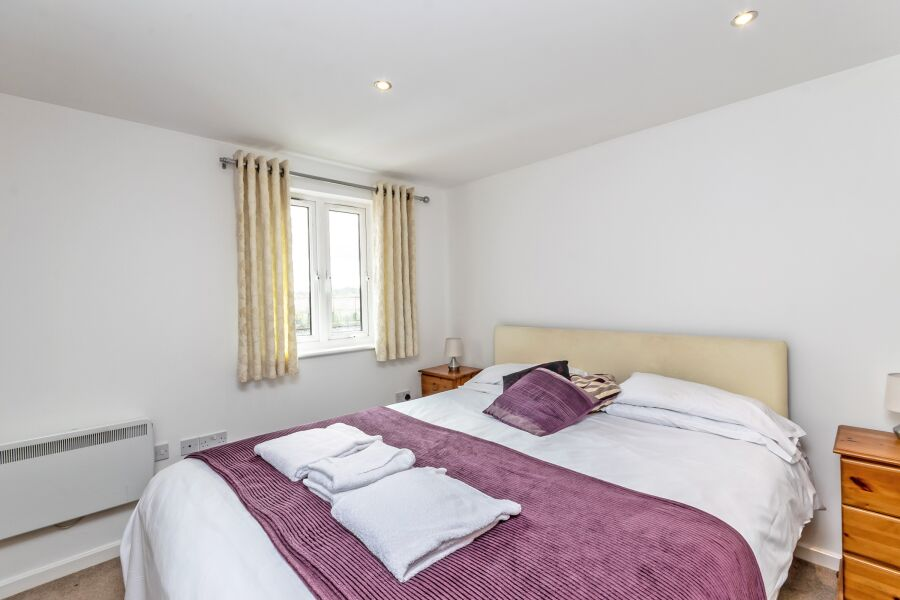 The Racecourse 29 Apartment - Chester, United Kingdom