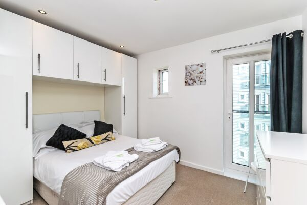 The Racecourse 35 Apartment - Chester, United Kingdom