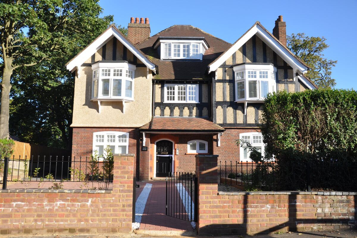 Exterior, Alban House Serviced Apartments, St Albans