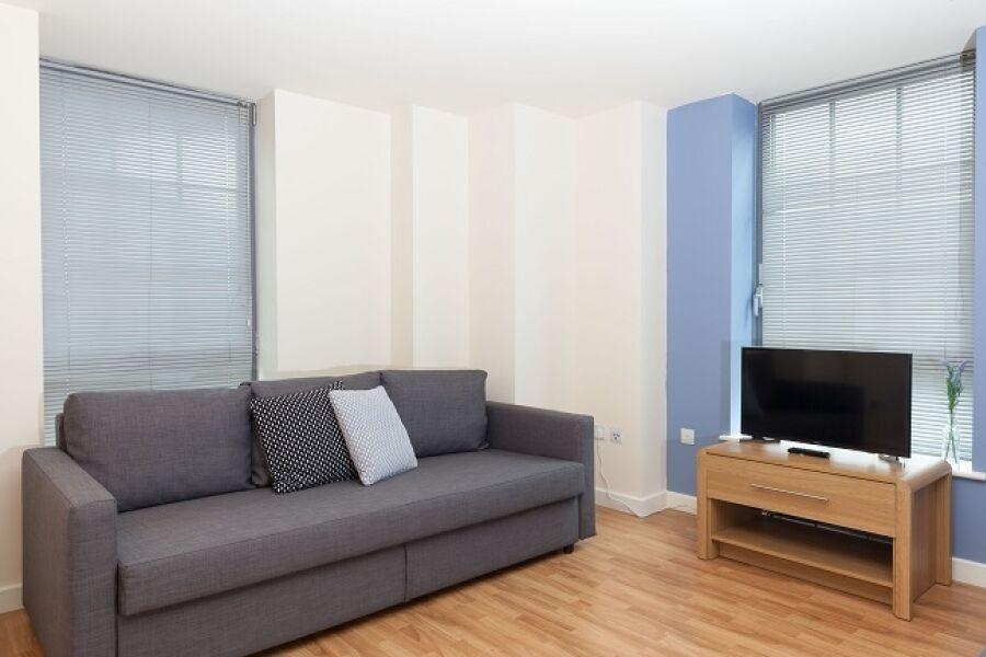 Hicking Dye Works Apartment - Nottingham, United Kingdom