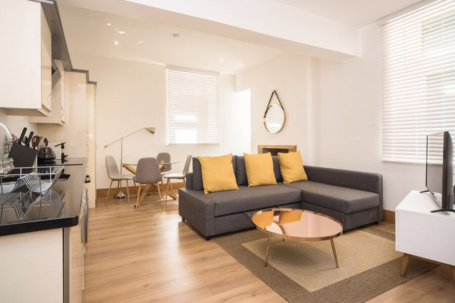 Marlborough Apartment - Nottingham, United Kingdom