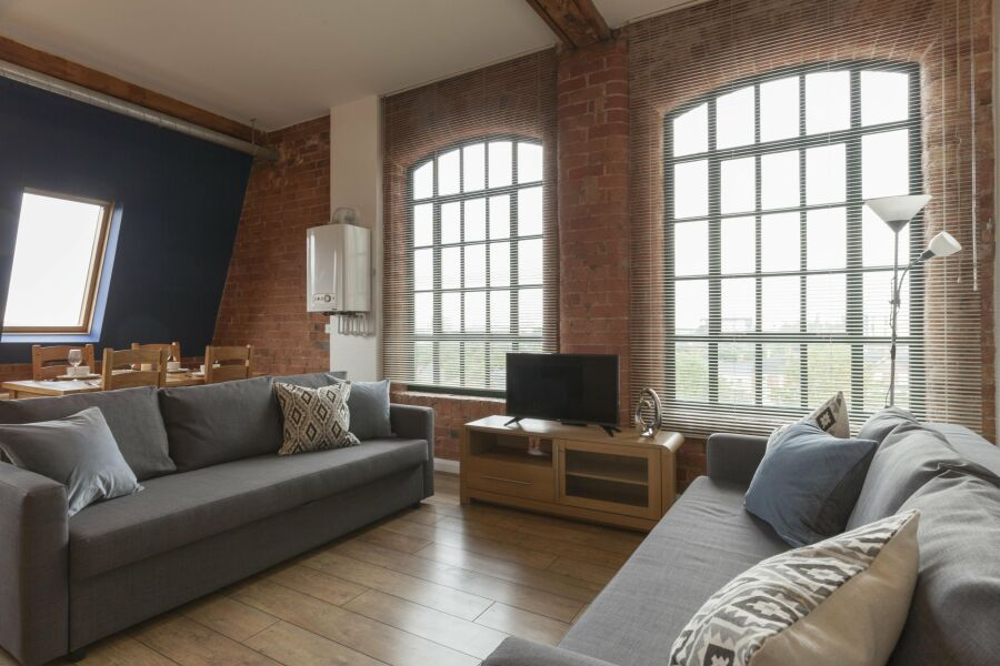 Raleigh Loft Apartment - Nottingham, United Kingdom