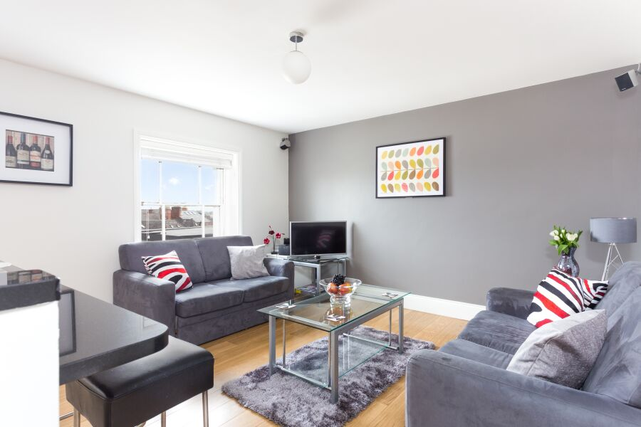 Park Heights Apartment - Nottingham, United Kingdom