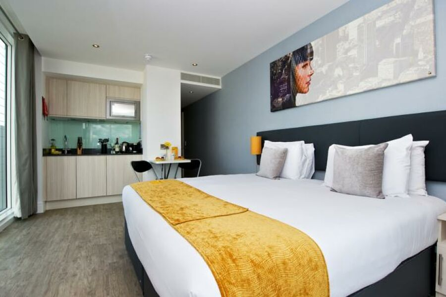 Newhall Square Apartments - Birmingham, United Kingdom