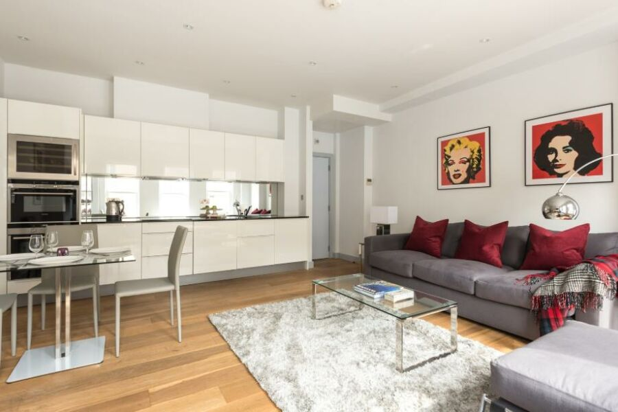 Maddox Street II Accommodation - Mayfair, Central London
