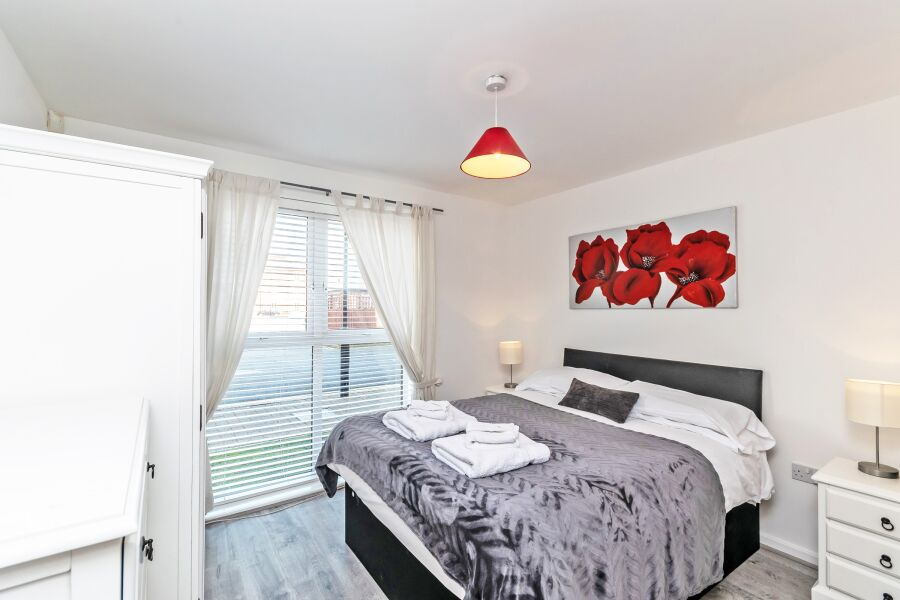 The Racecourse 52 Apartment - Chester, United Kingdom