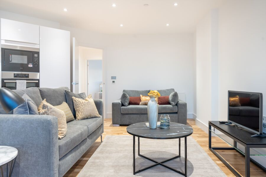 Cityview Point Apartment - Poplar, East London