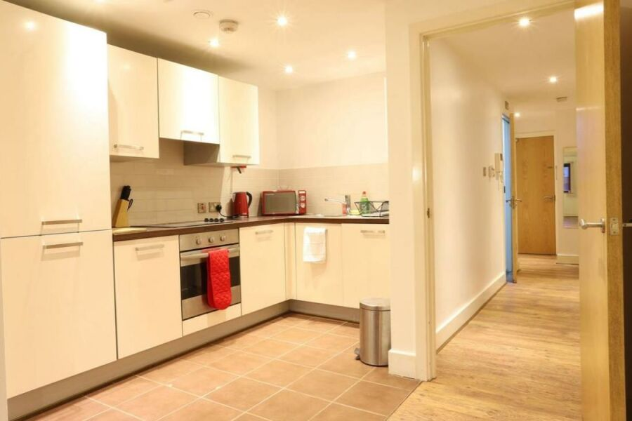 Broad Street Central Apartment - Birmingham, United Kingdom