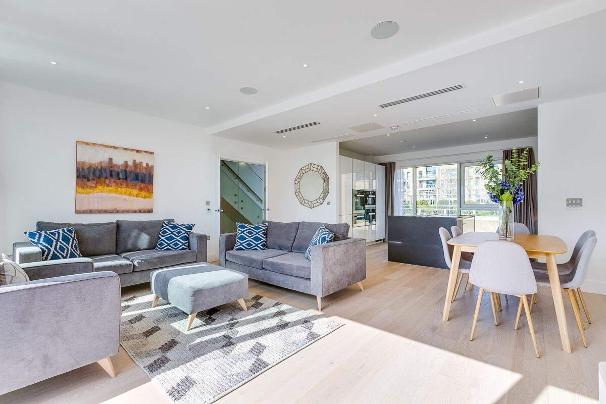 New Image for Fulham Riverside Apartments