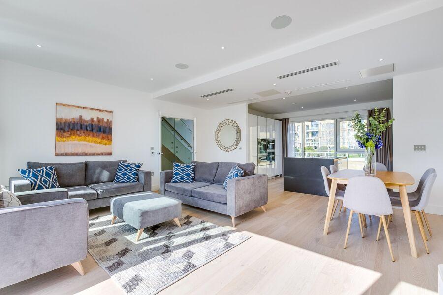 Fulham Riverside Apartments - Fulham, West London