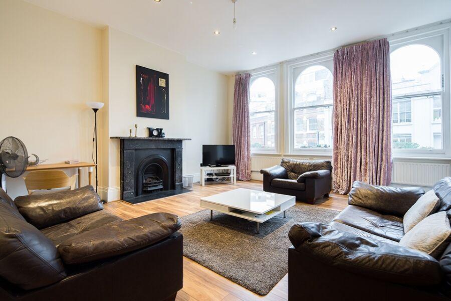 Farringdon Apartment - Clerkenwell, The City