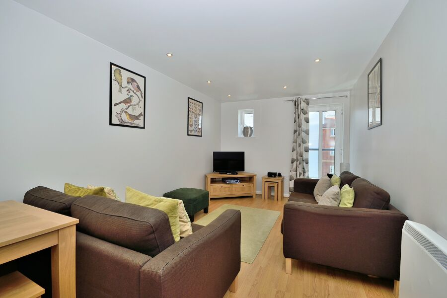 The Racecourse 33 Apartment - Chester, United Kingdom