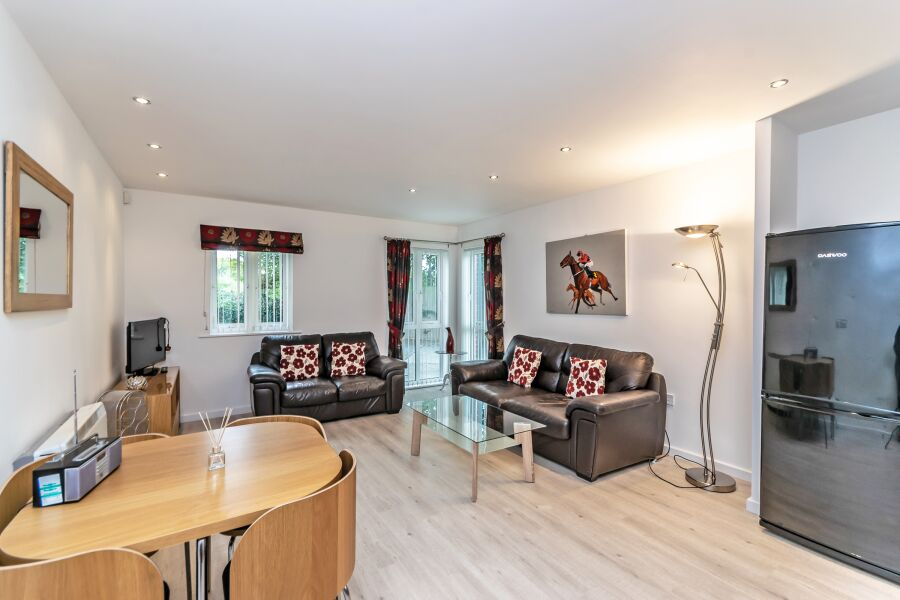The Racecourse 140 Apartment - Chester, United Kingdom