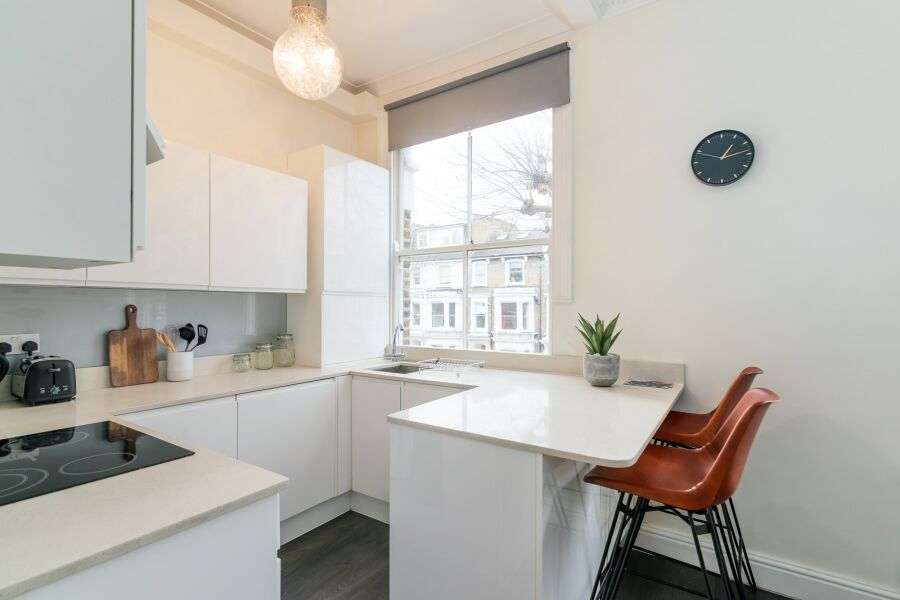 Hammersmith Grove Apartment - Hammersmith, West London