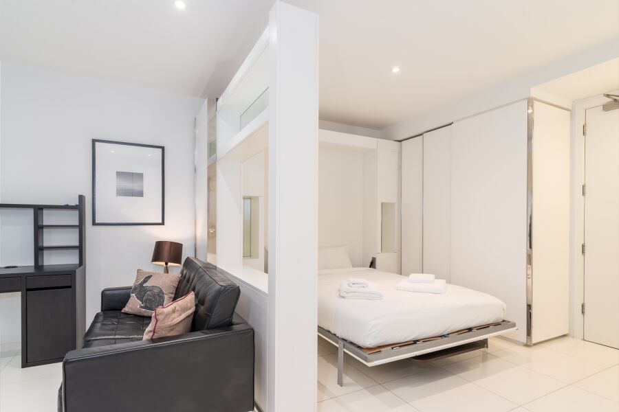 Baltimore Wharf Accommodation - Isle of Dogs, East London