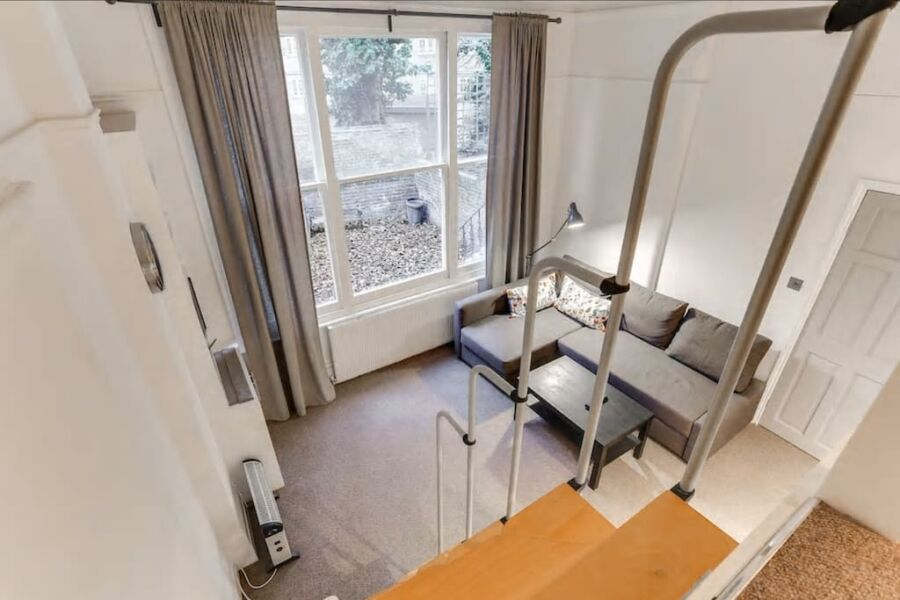Stanwick Road Apartment - Hammersmith, West London