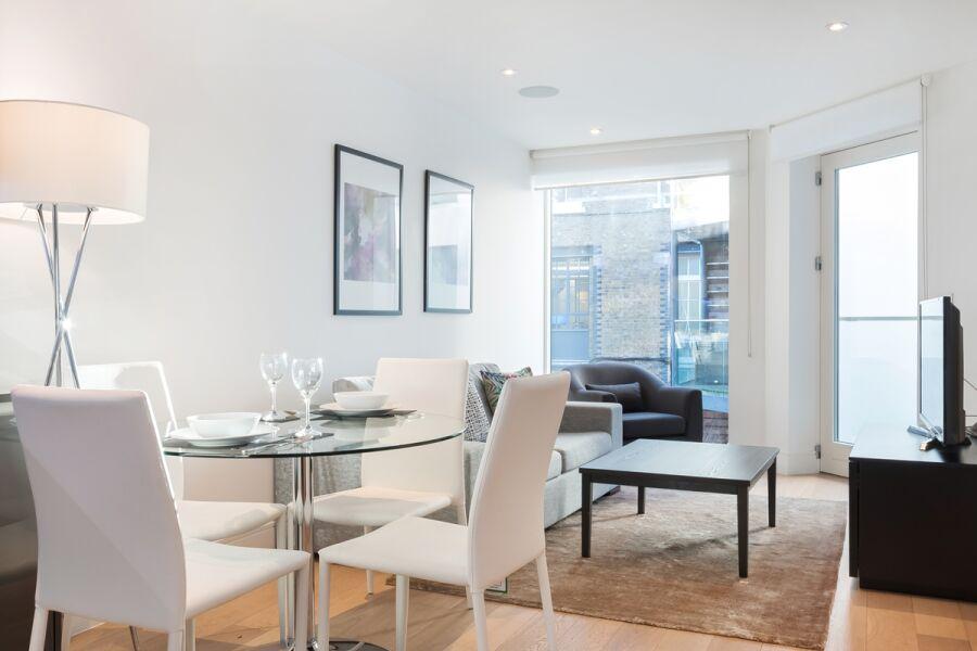 The Yard Apartment - Clerkenwell, The City